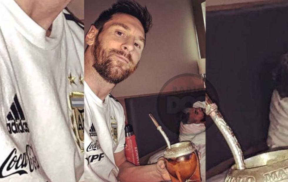 Dulce O Amargo Lionel Messi Revelo Como Prefiere Tomar El Mate Lados