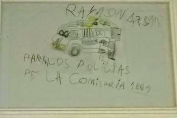 """""""Nunca me pasó esto"""": El conmovedor relato del Comisario de la Policía de Corrientes sobre la historia viral """"Reimon"""""""