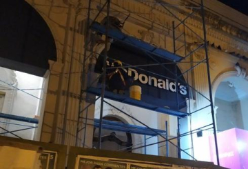 McDonald's en Corrientes