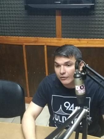 """Calvano: """"El plan de obra pública en Capital viene con el ritmo de siempre"""" - Radio Dos Corrientes"""