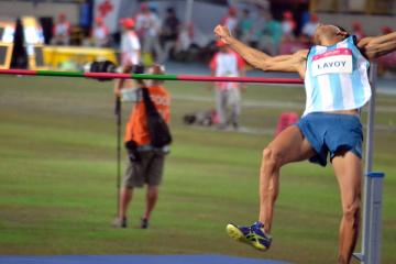 Carlos Layoy es múltiple campeón argentino e iberoamericano
