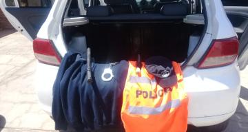 Mburucuyá: detiene a dos sujetos con carne clandestina, uno era policía