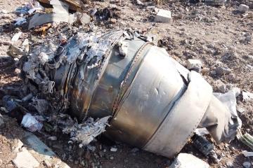 Irán admitió que derribó el avión de Ucrania que dejó 176 muertos