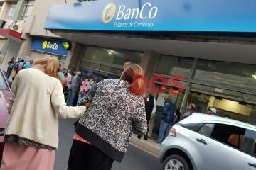 Banco pagos jubilados