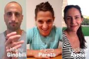 Deportistas argentinos se sumaron a los aplausos dedicados a los médicos