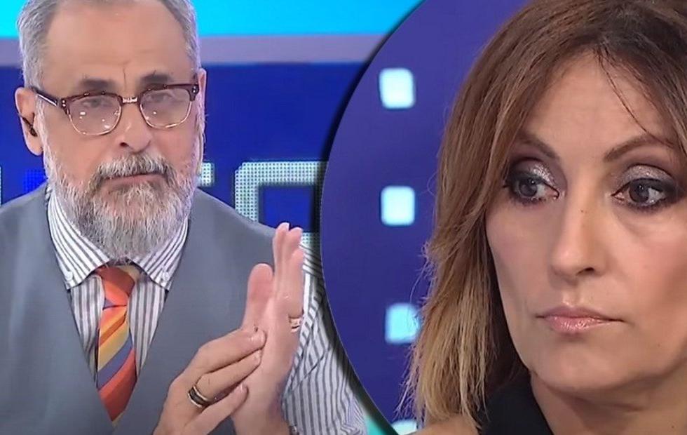"""En medio de la polémica con Rial, el contundente palito de Tauro: """"Te envían…"""""""