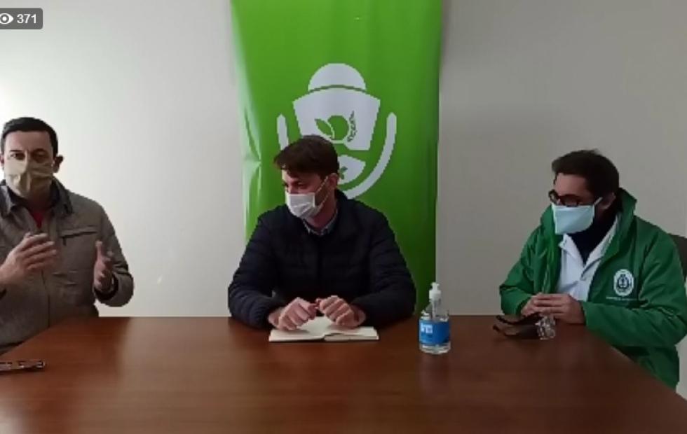 Coronavirus: confirman dos casos más en Mocoretá y ascienden a 95 los infectados en Corrientes