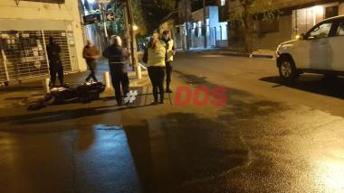 Corrientes: Funcionario provincial protagonista de un siniestro vial