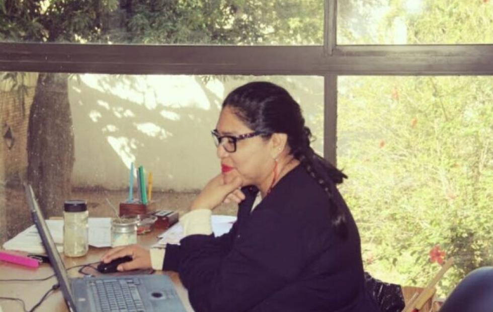 Se graduó la primera estudiante indígena con modalidad virtual en la UNNE