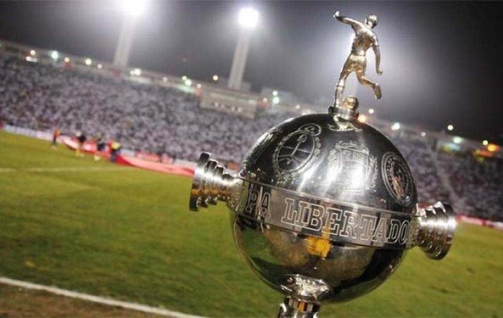 Con cuatro partidos, se reinicia la Copa Libertadores