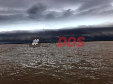 Esquina, Corrientes Rio Paraná Río Paraná