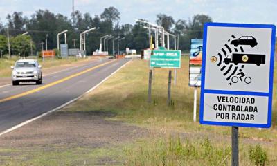 Peatón murió tras ser chocado en una ruta en el interior de Corrientes