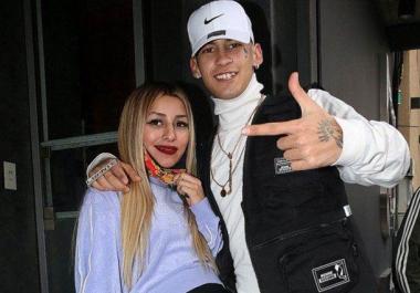 L-Gante y Tamara Báez se separaron