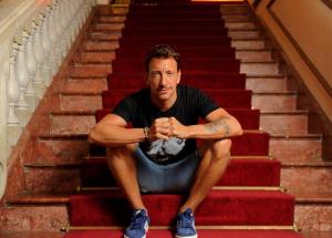 Nico Vázquez vivió un episodio místico en el teatro y lo compartió en las redes