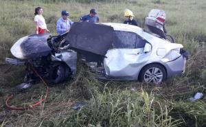 Ruta 16: Correntina falleció tras perder el control de su auto en Chaco