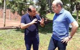 Canteros analizó con Herrera Ahuad oportunidades para el fortalecimiento regional
