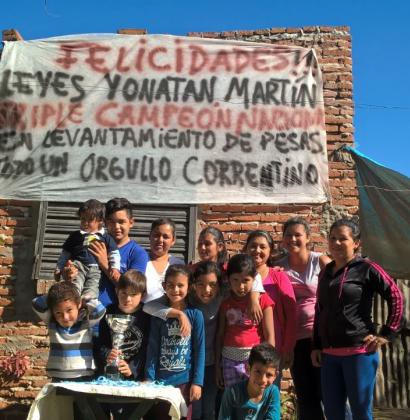 Jonathan Leyes: El olímpico que el río Paraná le regaló a los correntinos