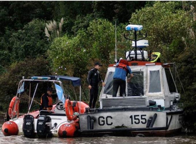 Corrientes: Hallaron dos piernas desmembradas de un cuerpo en el río Paraná