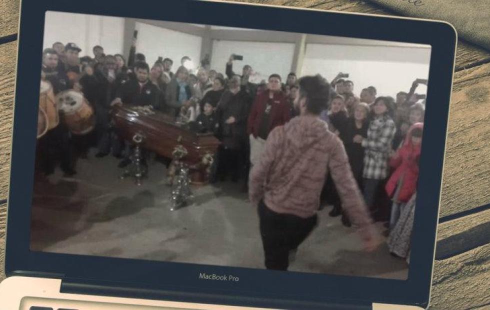 Video viral: Bailaron malambo en el funeral de un profesor de folklore