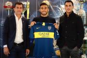 """""""Voy para allá"""": Boca presentó a Toto Salvio con un original video"""