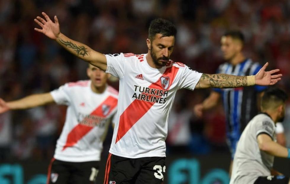 Copa Argentina: River venció a Almagro en Mendoza y se clasificó a la Semifinal