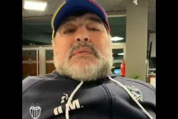 Saludos de Diego