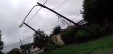 impactante video La tormenta causó destrozos en Corrientes.jpg