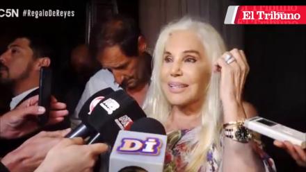 """Susana Giménez: """"A la gente del Norte hay que enseñarle a plantar, que tenga un gallinero"""""""