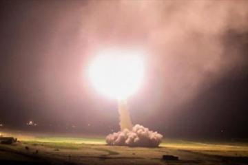 Video: Irán lanzó un ataque con misiles sobre dos bases militares de Estados Unidos