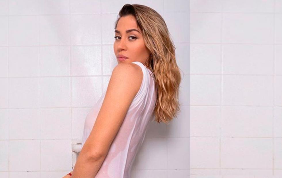 Jimena Barón reveló y mostró su secreto para lograr la foto sexy perfecta