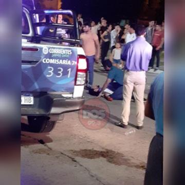 Dos heridos por botellazos en las inmediaciones del Anfiteatro Cocomarola