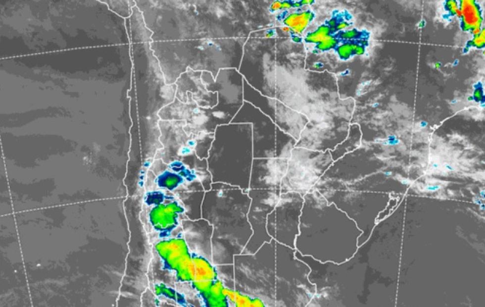 ¿Se viene el agua?: Pronostican tormentas aisladas para Corrientes