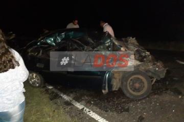 Accidente Ruta 27 Corrientes