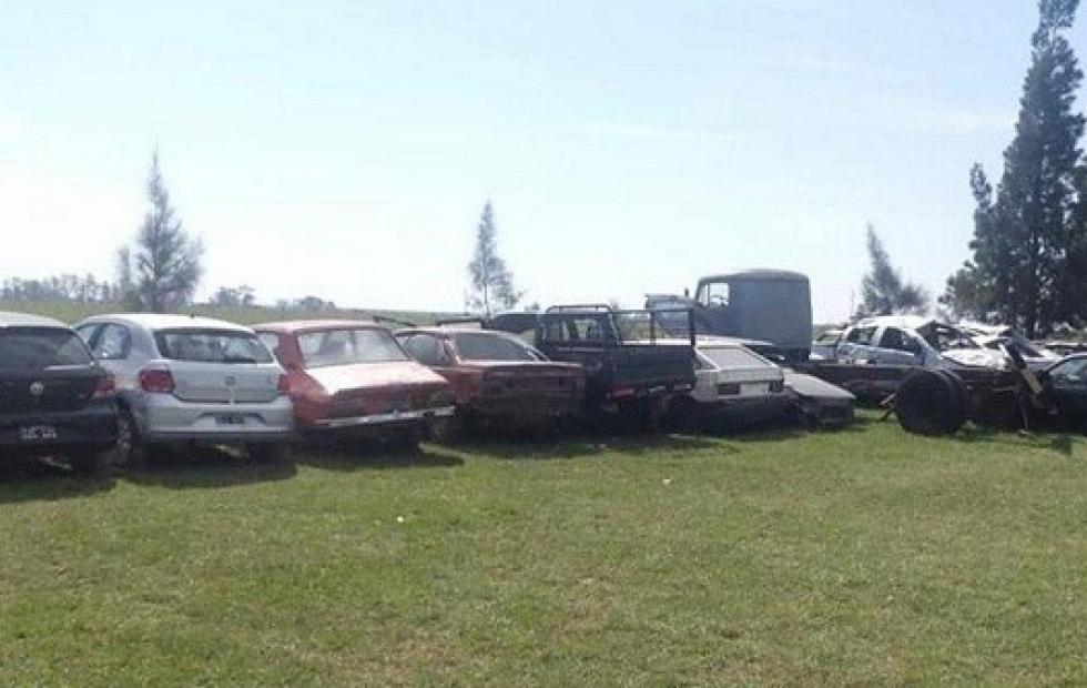Corrientes: Detienen a un policía y a un empleado municipal acusados de robar autopartes