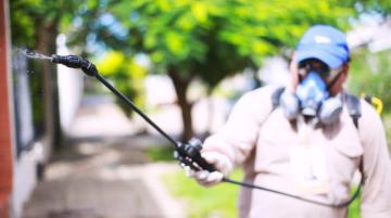 Paso de los Libres: El Municipio fumiga para prevenir el dengue, la fiebre chikungunya y el zika