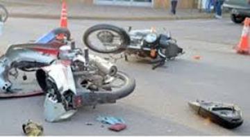 Corrientes: Joven grave tras violento accidente entre motocicletas