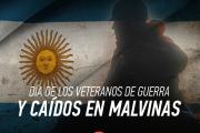 Santa Rosa: El intendente Maidana y su mensaje en este día malvinense