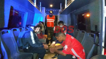 Corrientes: jugaban al fútbol en cuarentena y terminaron en la comisaria