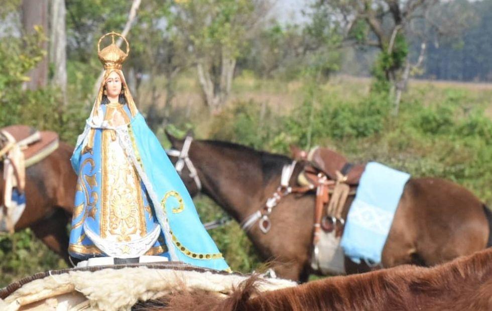 Corrientes prepara el camino para el 120 aniversario de la coronación de la Virgen de Itati