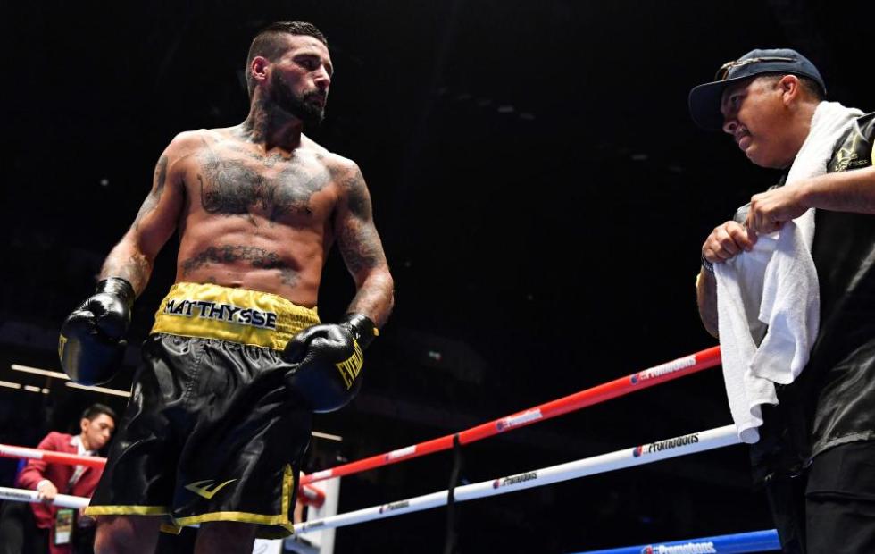 Lucas Matthysse confirmó su retiro del boxeo