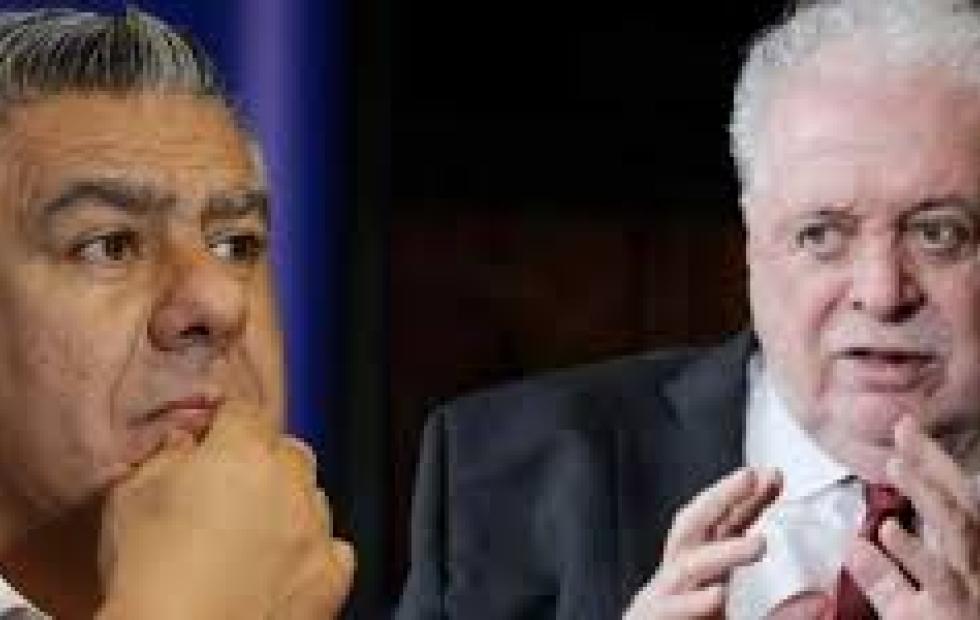 Claudio Tapia y Ginés González García habrían acordado la vuelta a los entrenamientos