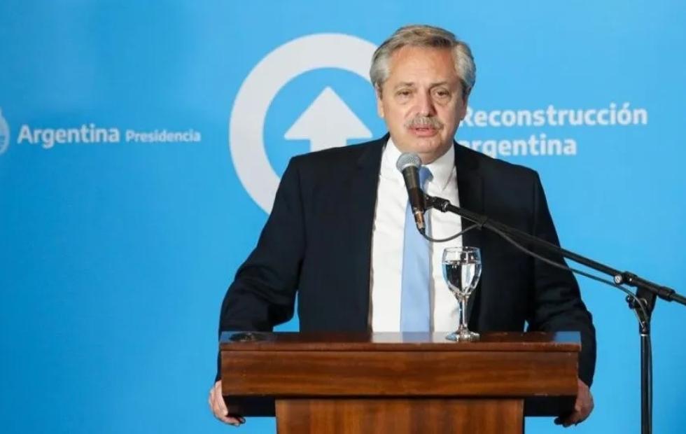 Alberto Fernández anticipó que pretende crear un fondo de asistencia a provincias para 2021