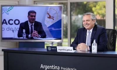 """Alberto Fernández salió a responder las críticas: """"Estoy haciendo lo que prometí en campaña"""""""