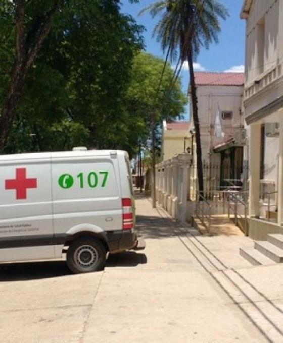 Mercedes: Detuvieron al agresor del personal del 107