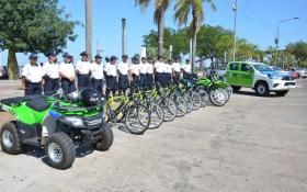 Entra en acción la Policía Turística para brindar atención y seguridad en las playas