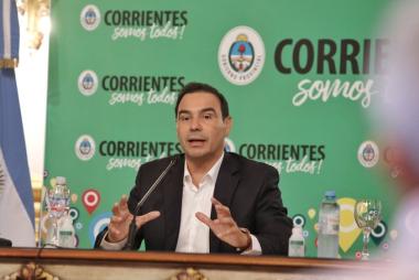 Gustavo Valdes Conferencia de Prensa