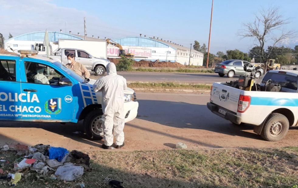 El Gobierno de Chaco retoma restricciones de circulación y el regreso de la alarma sanitaria
