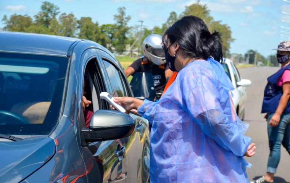 Coronavirus en Corrientes: ¿Se debe pagar el testeo en los ingresos a la provincia?