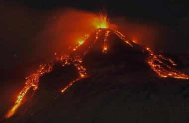 volcán Etna 1
