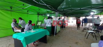 Vacunación en Corrientes